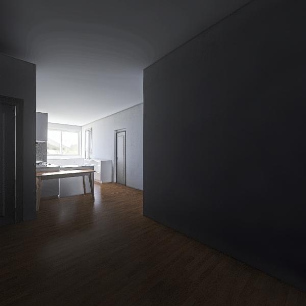 hamsoodoonggee Interior Design Render