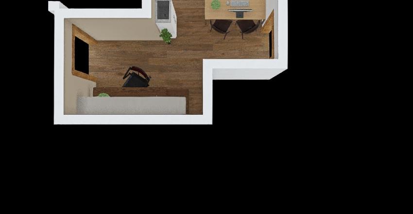 St Obando Interior Design Render