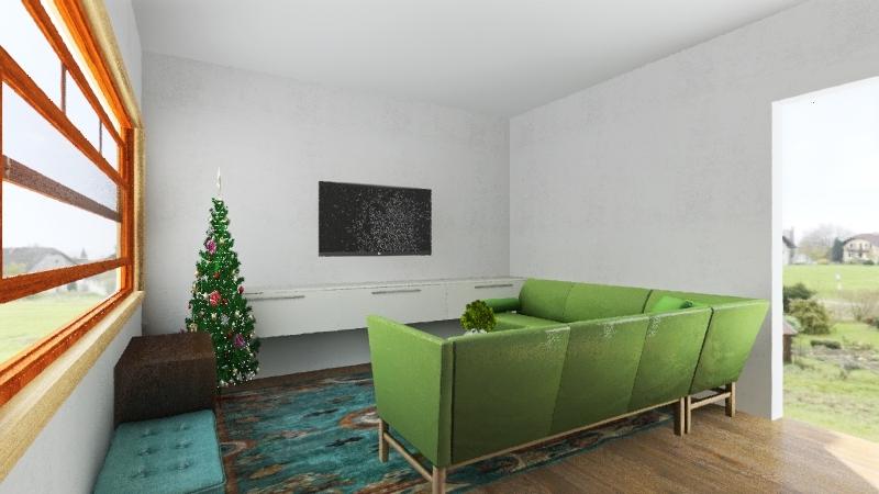 Living room alt Interior Design Render