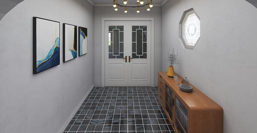 Casa requintada Interior Design Render