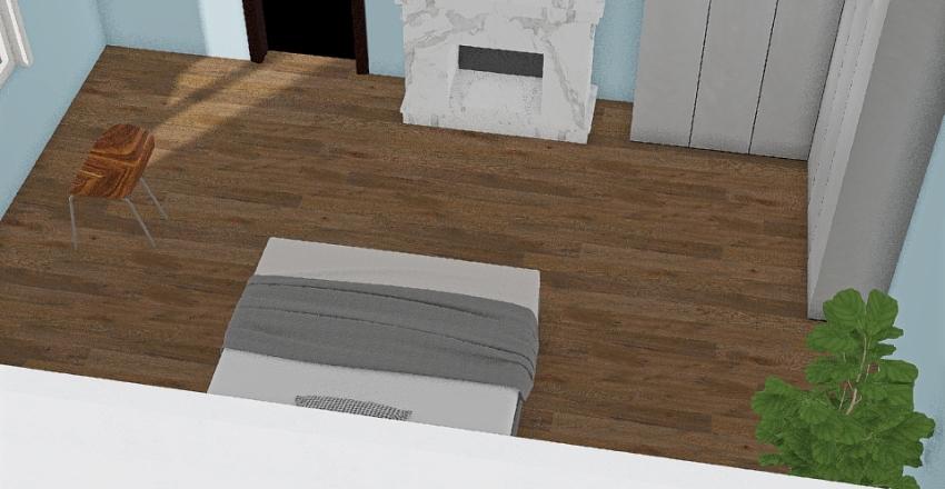 slaapkamer Interior Design Render