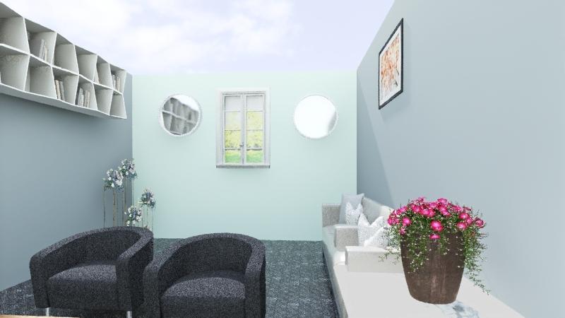 Midtrem oroject Interior Design Render