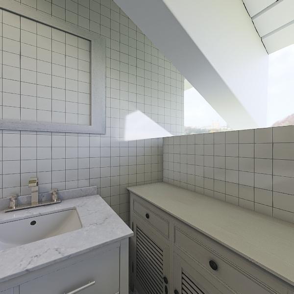 Мой дом-2 этаж Interior Design Render