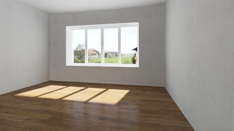 Для сани второй этаж Interior Design Render