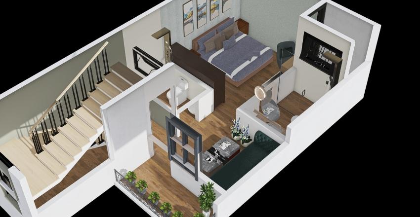 plot 19 first Interior Design Render