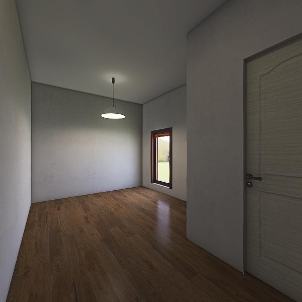 rumah dukuh Interior Design Render