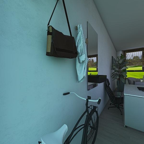 teknokent ofis3 Interior Design Render