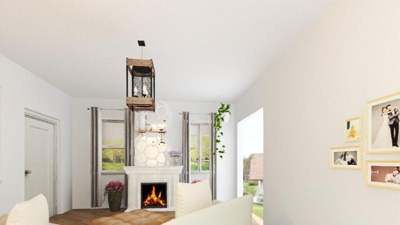 Floor Plan Furniture  Interior Design Render