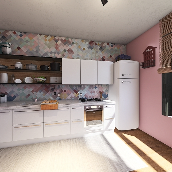 ||ARTE APARTEMENT|| Interior Design Render