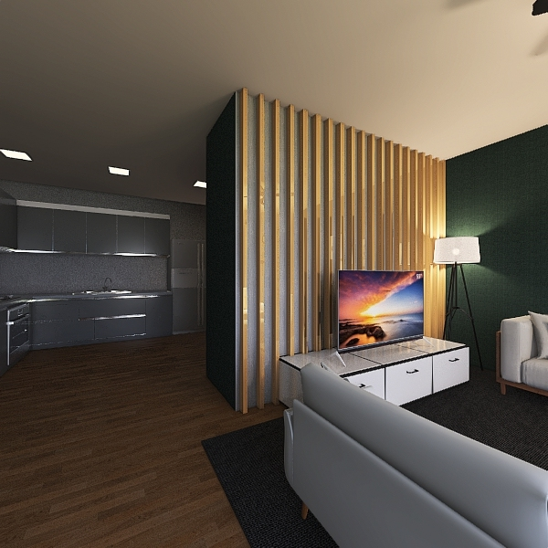 DewRay Design#1 Interior Design Render