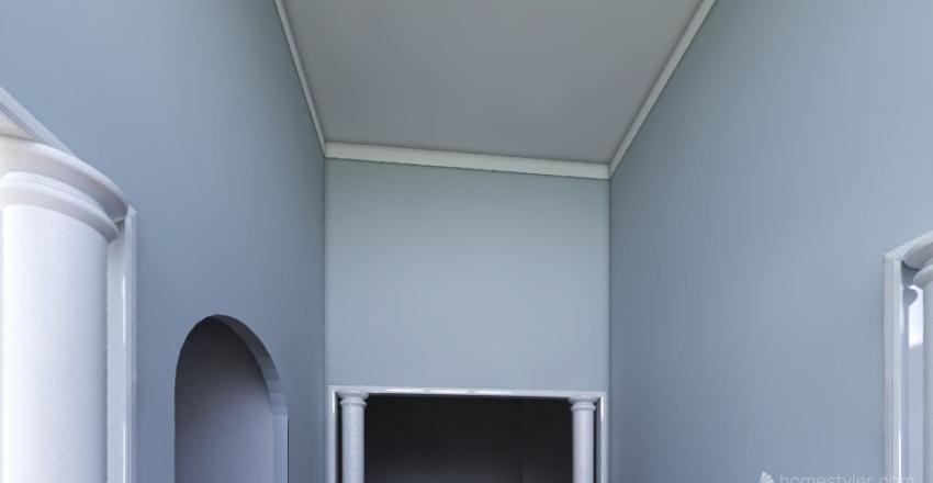 CAD1 Interior Design Render