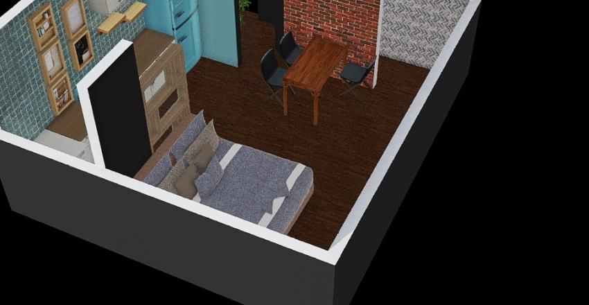 stdio Interior Design Render