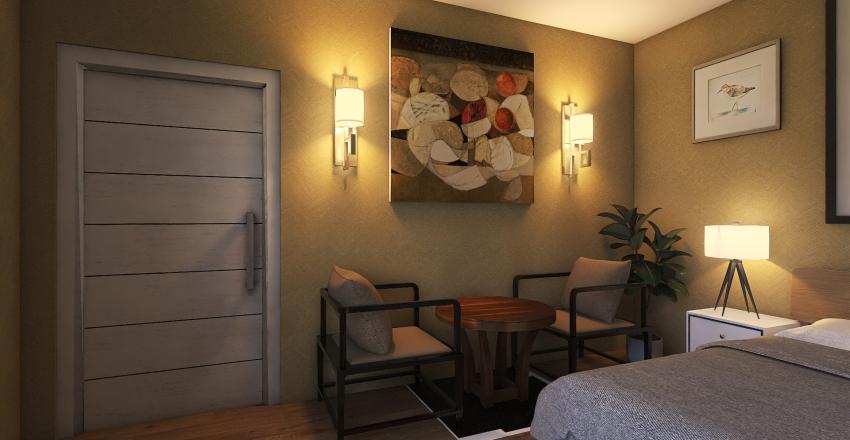 Casa Ligera, Goa Interior Design Render