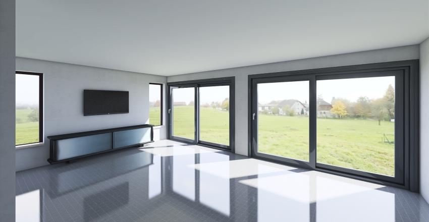 בית 2020-10-09 Interior Design Render