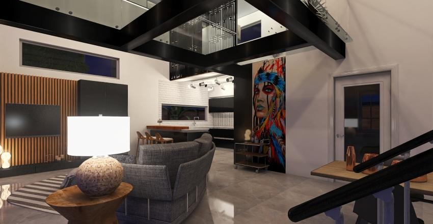 Studio Sul 385 Interior Design Render