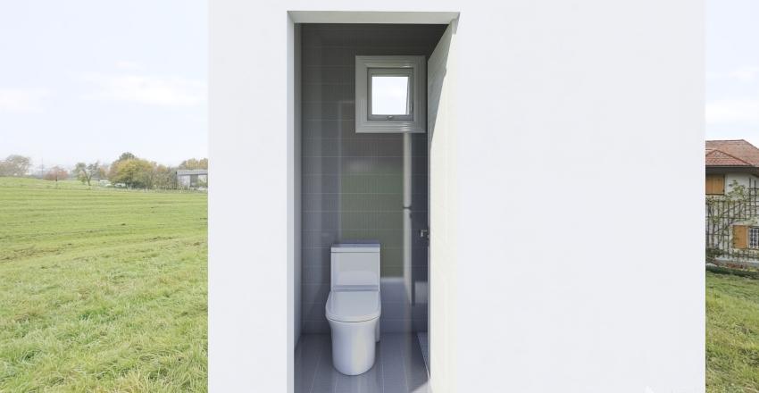Baño1 Interior Design Render