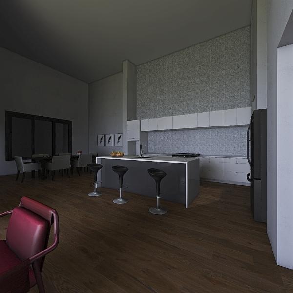 Aegean Interior Design Render