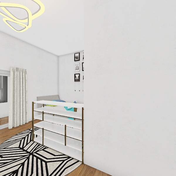 LH 청년주택 16형 Interior Design Render