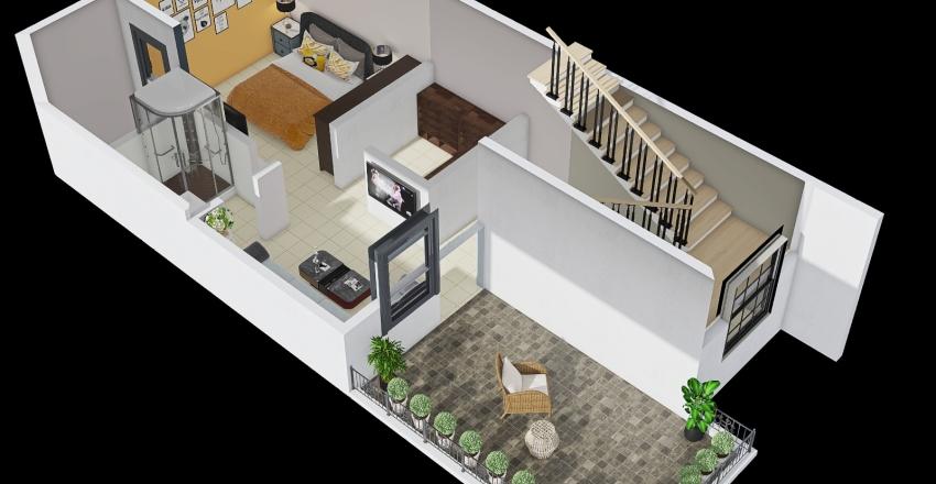 PLOT NO-25 FIRST Interior Design Render