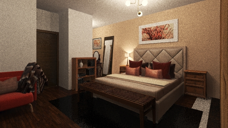 Pisos 2 Interior Design Render