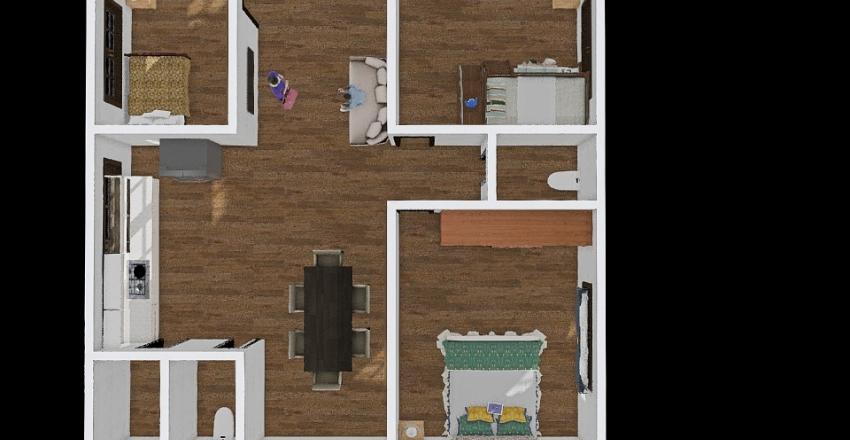 BANAS.FLOORPLAN Interior Design Render