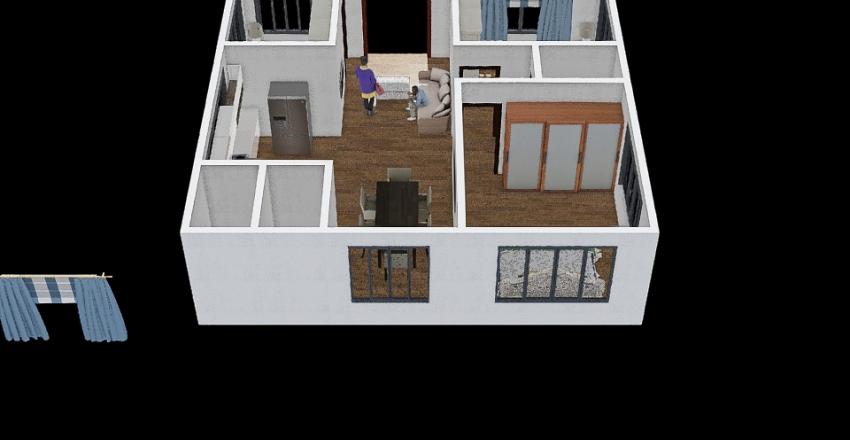 CASTELLTORT.FLOORPLAN Interior Design Render