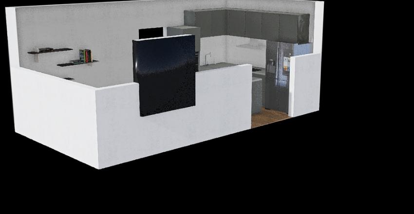 Pis Interior Design Render