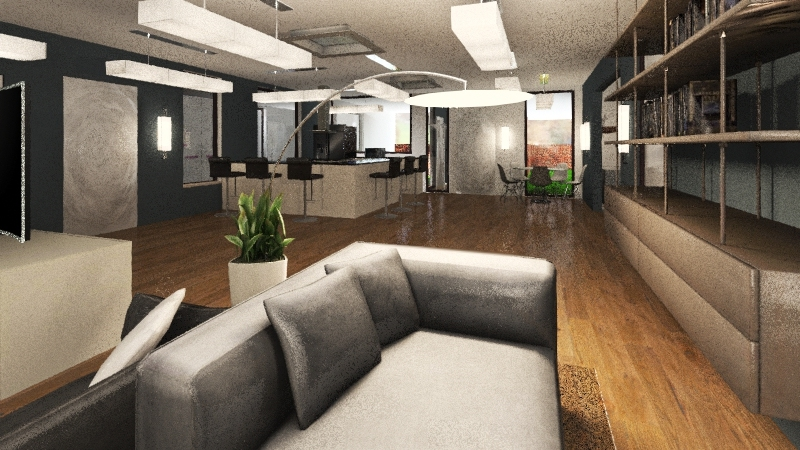 maison.j2 Interior Design Render