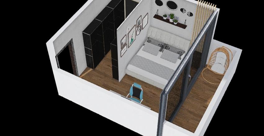cuarto 20 Interior Design Render