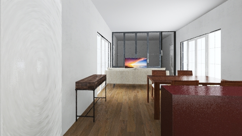 Casa 2021 Interior Design Render