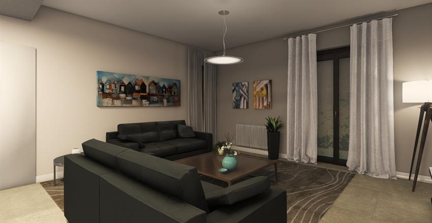 MARAVIGNA Interior Design Render