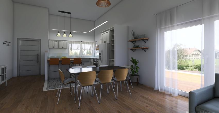 OSNAT-AND-AVIEL_table Interior Design Render