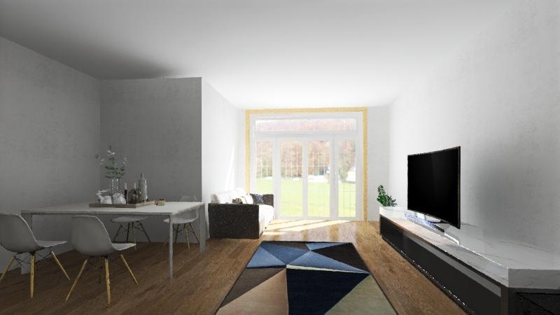 проект 4 Interior Design Render