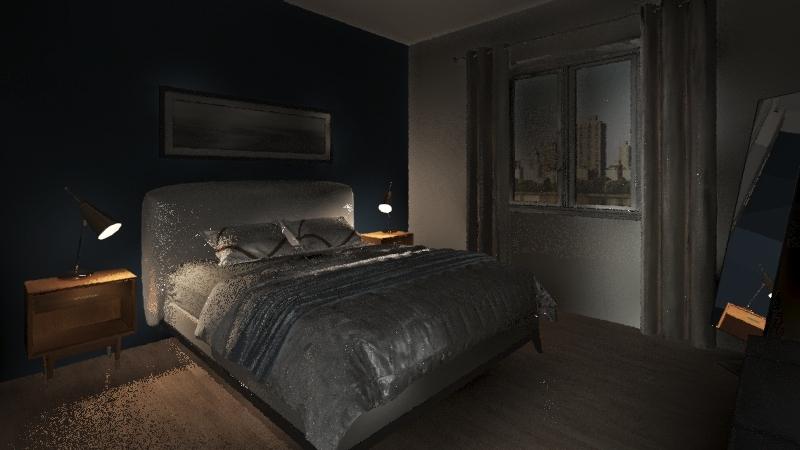 Pety Interior Design Render