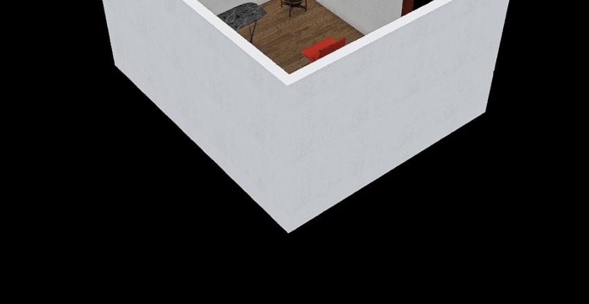 assemby area Interior Design Render