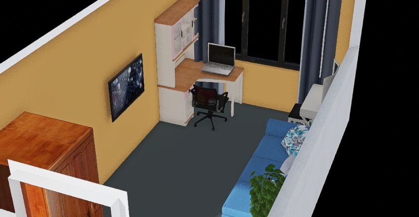 Plan3 Interior Design Render
