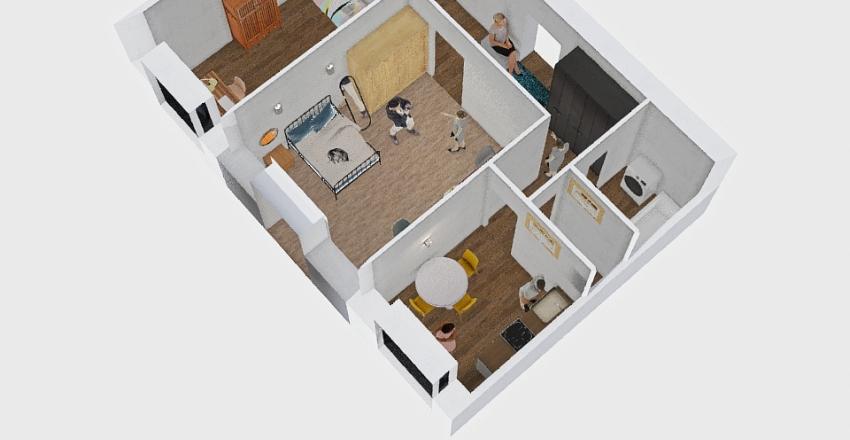 u9-1-changed Interior Design Render