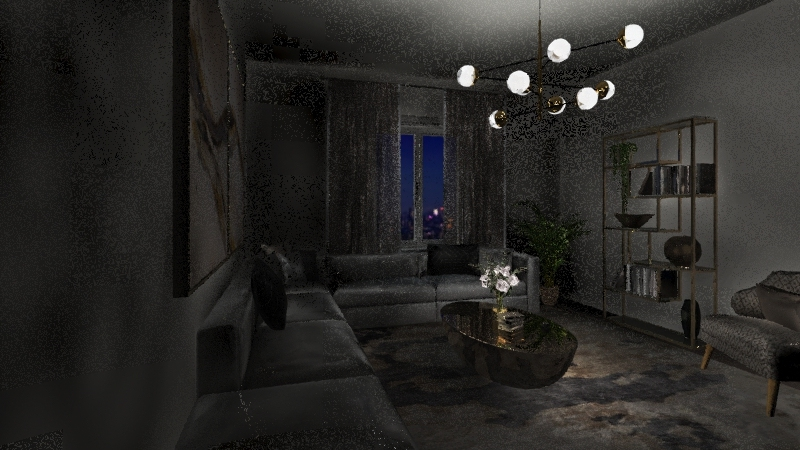 تصميم غ سرر Interior Design Render