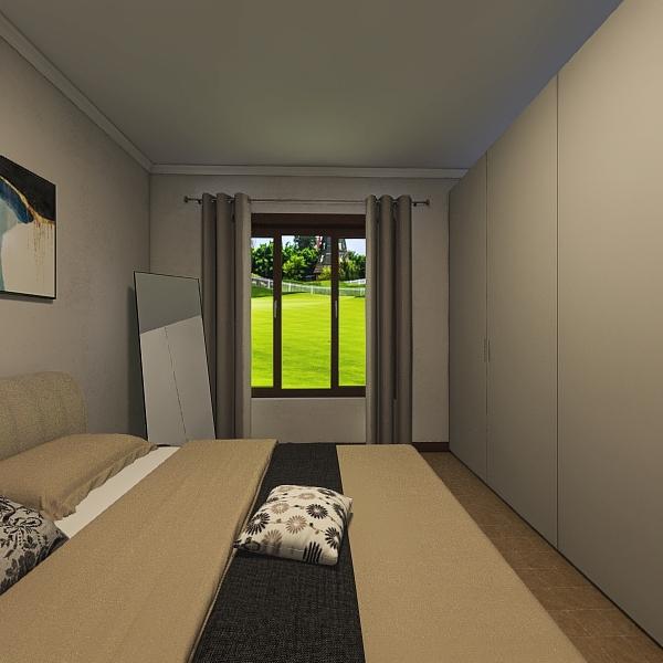 Ruby's Bedroom Interior Design Render