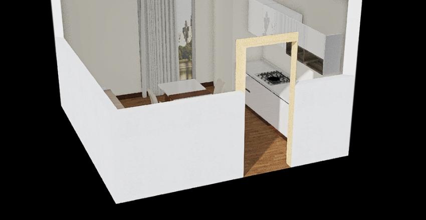 fabi cucina Interior Design Render