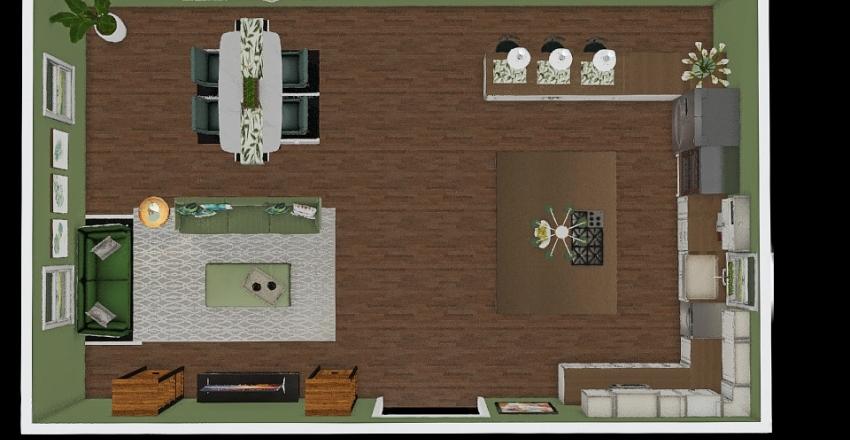 Midterm project Interior Design Render