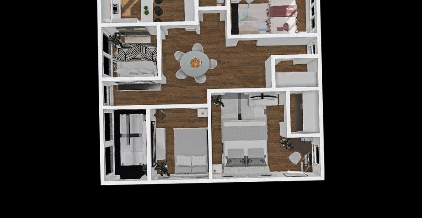 BETAY.FLOORPLAN Interior Design Render