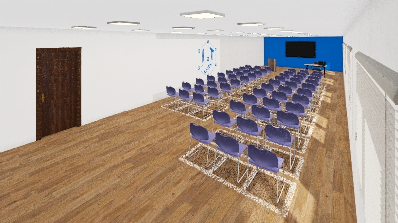 lektoriy Interior Design Render