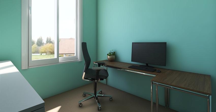 NewOffice Interior Design Render