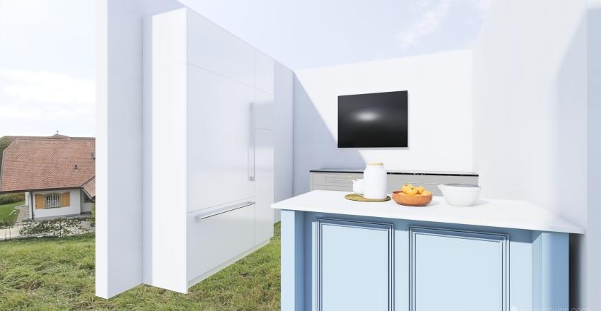 עדי מטבח  Interior Design Render