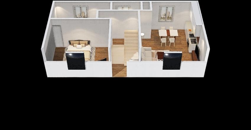 domenico Interior Design Render
