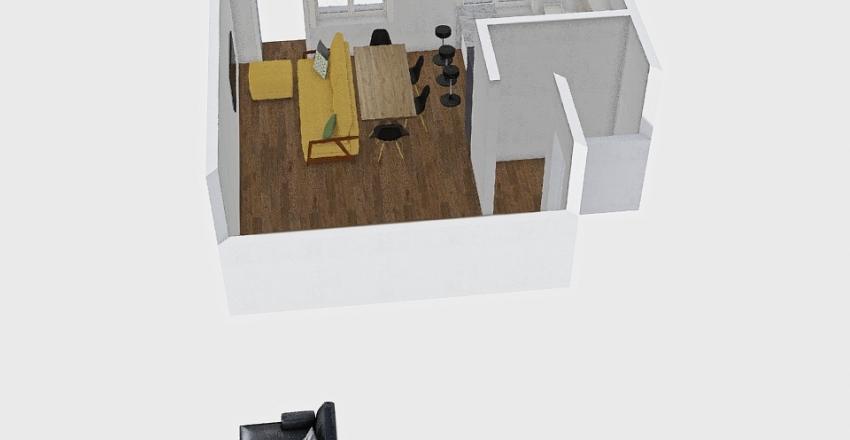 design 1 Interior Design Render