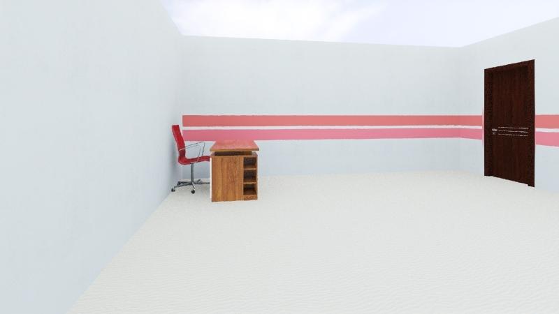 Denivaldo Interior Design Render