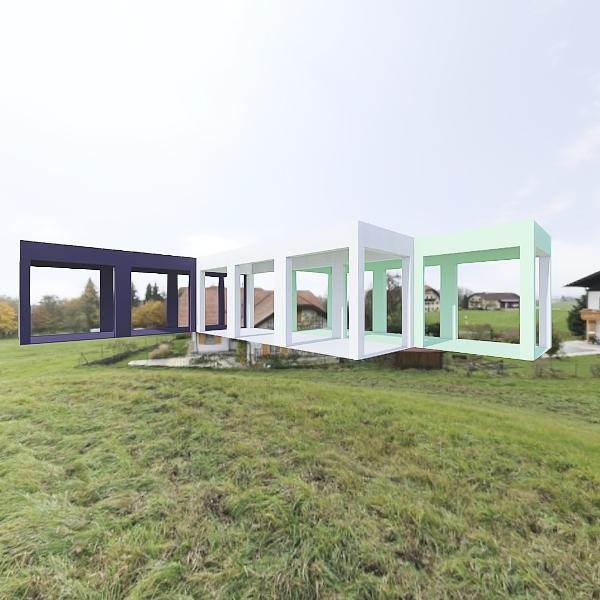 Tipo LIENZO posibilidades Interior Design Render