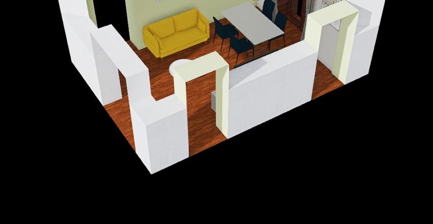 Maurizio Interior Design Render